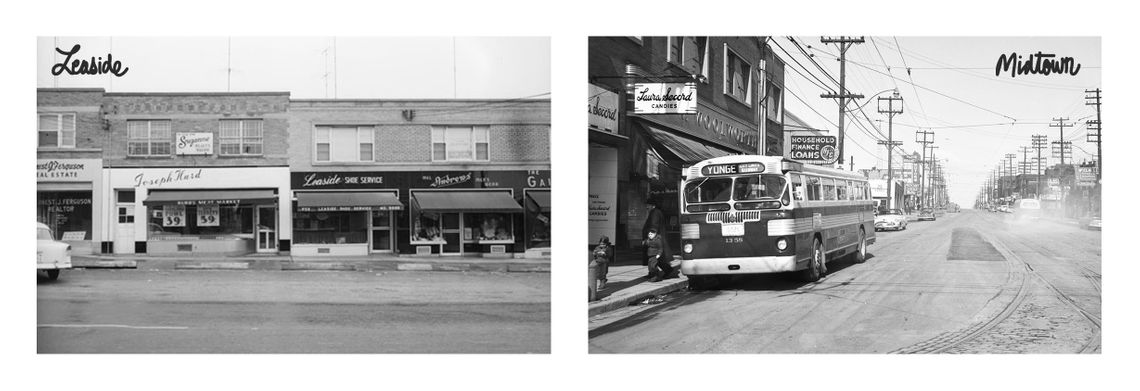 Leaside & Midtown - vintage pictures